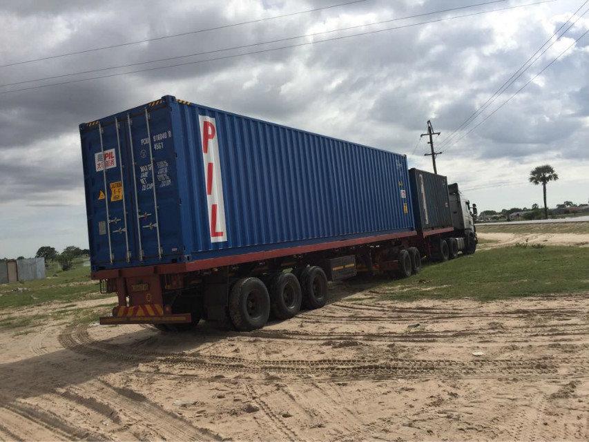 máquina del bloque del 纳米比亚 QTY6-15 en Namibia (6)