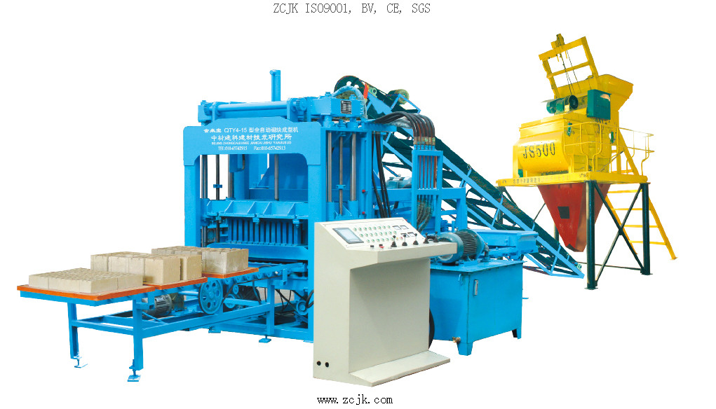 ZCJK4-15 brick machine (26)